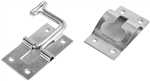 RV Designer E277 Entry Door Holder 90 Degrees, Stainless Steel