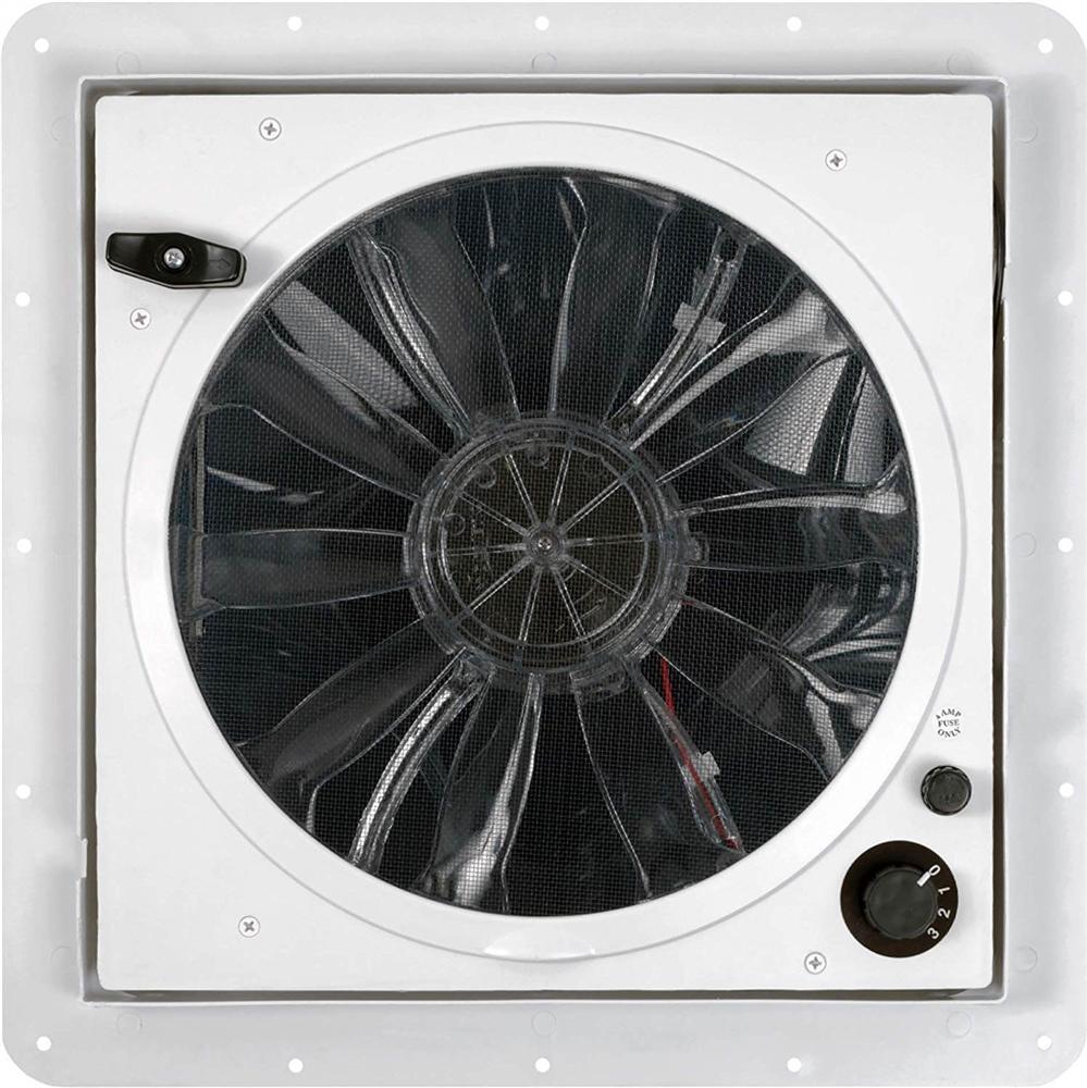 Fan Tastic 801200 Rv Vent Create A Breeze Fan 1200 Series