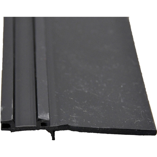 "AP Products 018-341 Black EK Slide-Out Seal Base With 2"" Wiper - 1/2"" x 2 3/4"" x 35'"