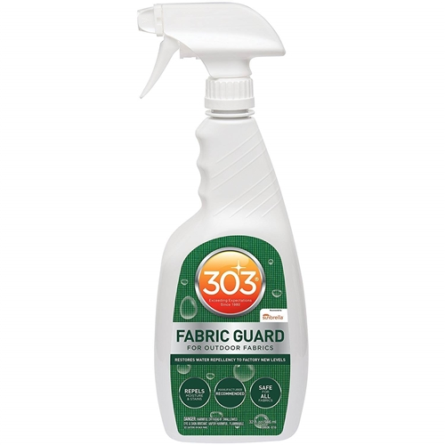 303 Products 030650 High Tech Fabric Guard Spray - 32oz