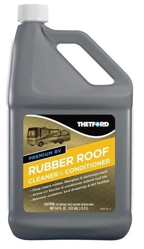 RV Rubber Roof Cleaner