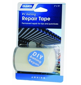 "Camco 42613 RV Awning Repair Tape 3"" x 15'"