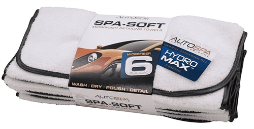 Carrand 45625AS RV Spa-Soft Microfiber Detailing Towels