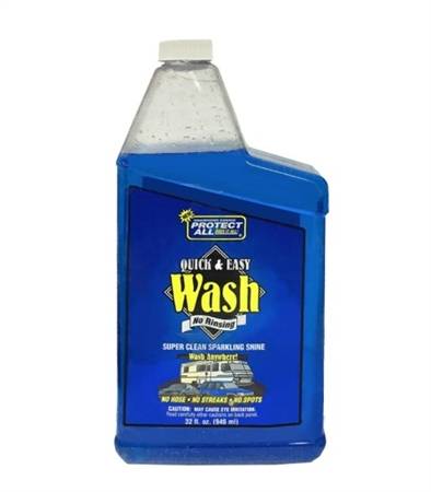 Protect All 32 oz Quick & Easy Wash