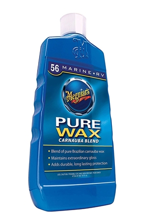 Meguiar's M5616 RV Pure Wax - 16 oz