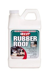 Best Rubber Roof Cleaner