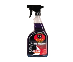 Best Black Cat Tire Dressing