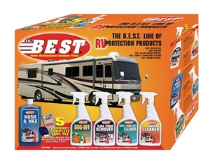 Best 5 Piece RV Cleaner Starter Kit