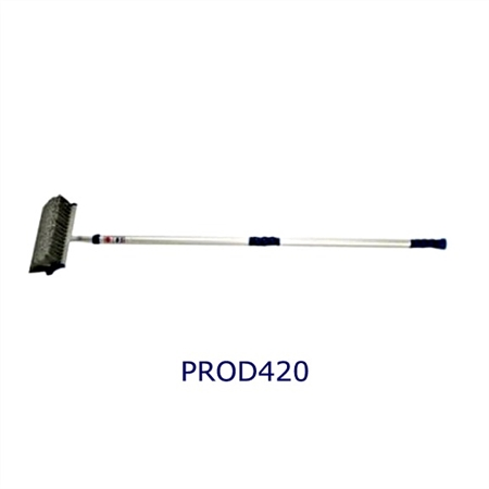 Adjust-A-Brush PROD420 Soft Grip Wash Brush