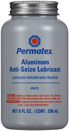 Permatex Lube With Brush Top
