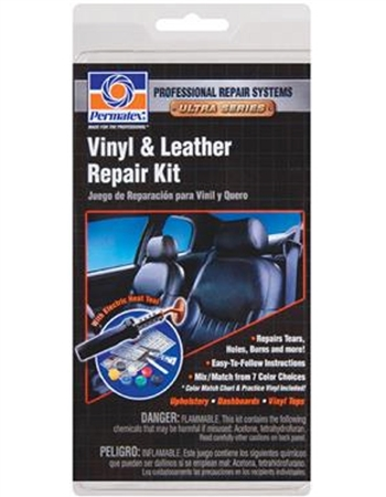 Permatex 81781 Vinyl & Leather Repair Kit