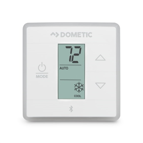 Dometic 3316255.000 Single Zone Heat/Cool Bluetooth Thermostat - White