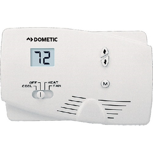 Dometic 38555 Single Stage Digital Thermostat - Heat/Cool