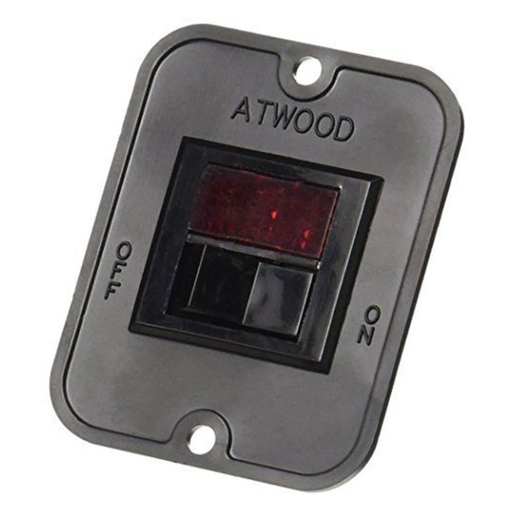 Atwood 91959 Water Heater Power Switch Black Atwood G10 3e Diagram