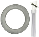Thetford 31738 Flush Tube And Nozzle For Aqua Magic V Toilets