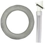 Thetford 31679 Aqua-Magic V Pedal High Profile RV Toilet