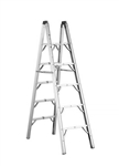 GP Logistics SLD-D6 Double Sided Folding Ladder - 6'