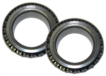 "AP Products 014-122092-2 Trailer Wheel Inner Bearings For 1.378"" Dia Axles"