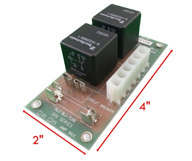 Power Gear 140-1130 RV Slide Out Relay Control
