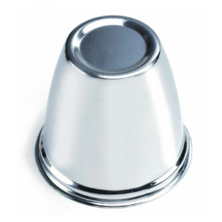 "Dexter Axle 3.18"" O.D. Trailer Hub Cover - Chrome"
