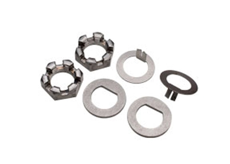Dexter Axle Trailer Spindle Nut And Washers Kit