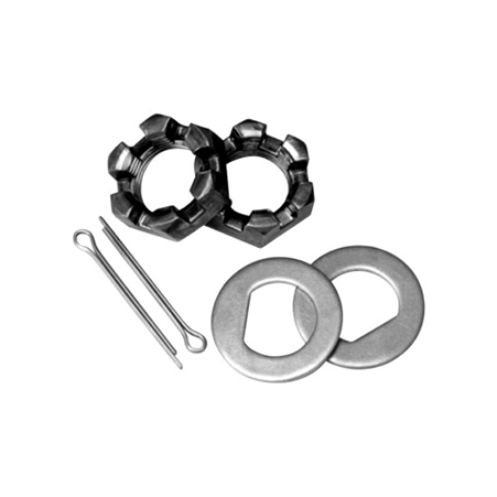 Dexter Axle Nuts, Washers & Cotter Keys Kit