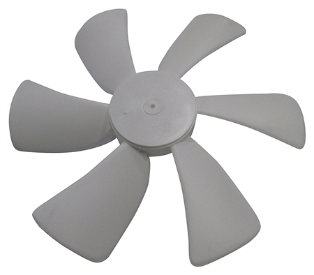 "Ventmate 65484 Replacement Jensen RV Exhaust Fan Blade - 6"" Clockwise"