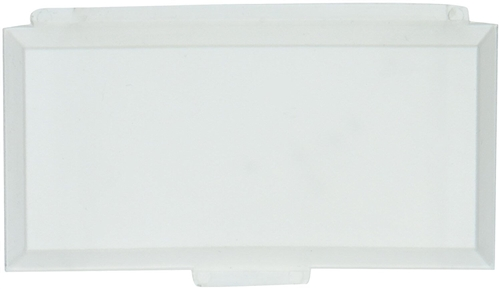 Heng's JRP1205B Replacement Range Vent Hood Jensen Light Lens