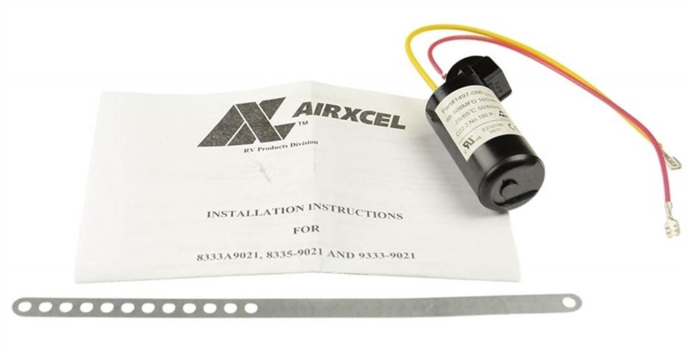 Coleman Mach 8333a9021 Air Conditioner Hard Start Kit Starter Relay Wiring Diagram