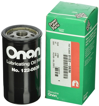 Onan HGJAA/HGJAB/HGJAC Oil Filter