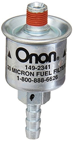 Onan Marquis Gasoline/BGM And Gasoline/NHM Fuel Filter