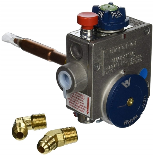 Atwood Water Heater Gas Control Valve/Thermostat
