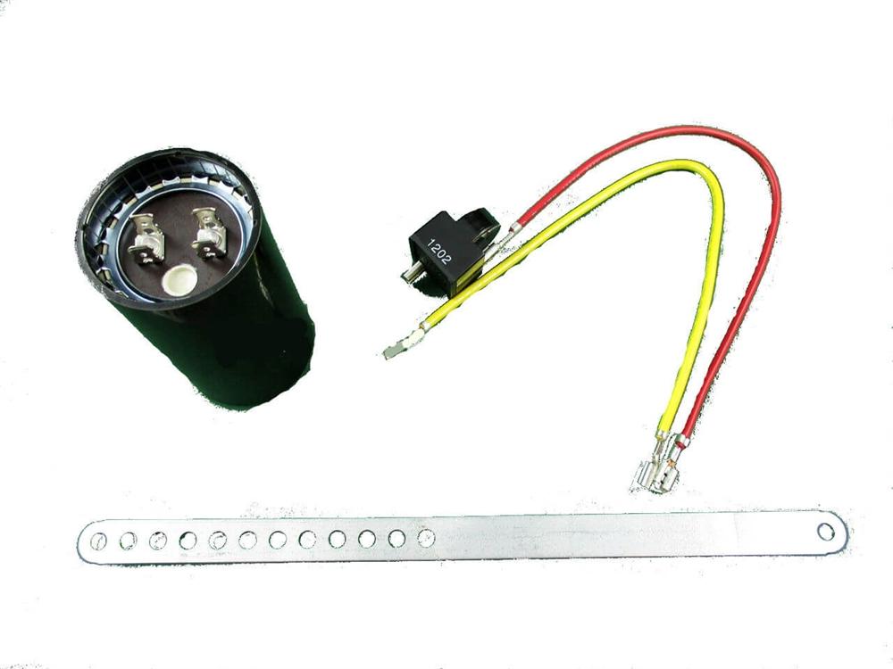 Coleman Mach 9333-9021 Hard Start Capacitor Kit on