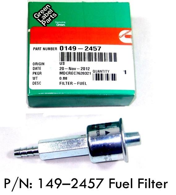 Onan Microquiet 4000 Parts List: Onan A050E991 Generator Maintenance Kit For Microlite Gas