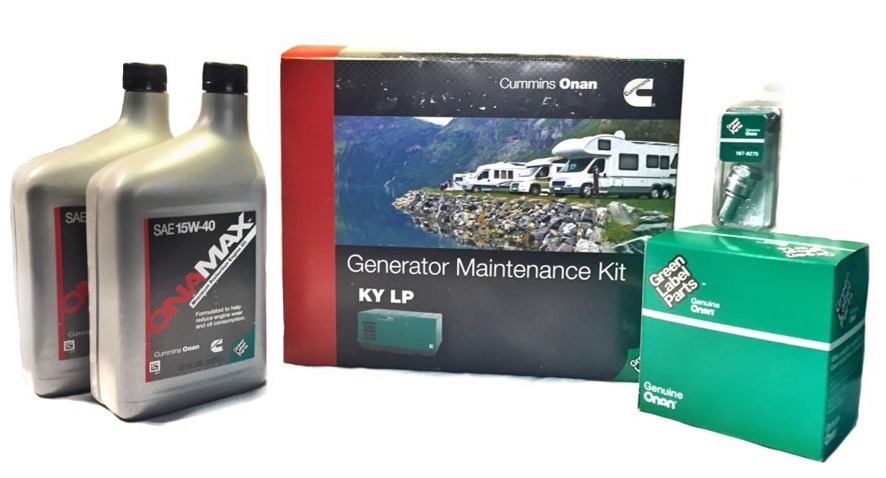 Onan A050E993 Generator Maintenance Kit For KY LP Generators