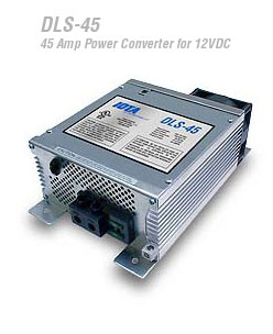Iota DLS-45 Converter/Charger 45 Amp