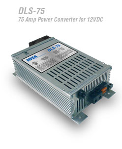 Iota DLS-75 Converter/Charger 75 Amp