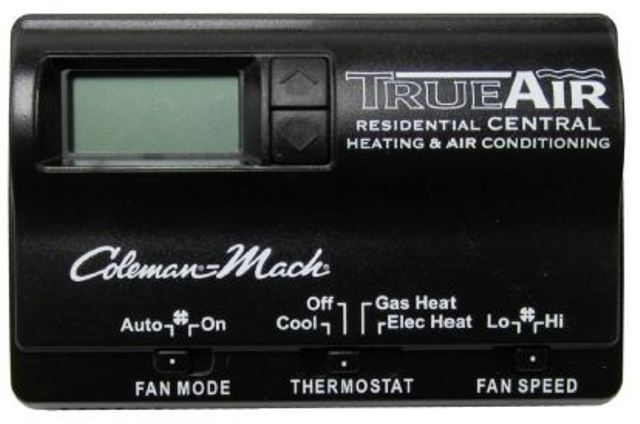 49-9169-2  Stage Furnace Thermostat Wiring Heat on control board, goodman electric, without ac, trane gas,
