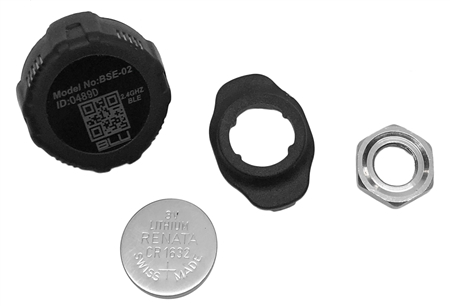 Blu TPMS 501100 Bluetooth External Sensor - 1 Piece - 100 PSI