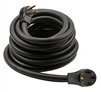 Surge Guard 50A30MFSE Super Flex 50 Amp 30' Male And Female Adapter Cord