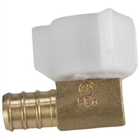 "Elkhart Supply 51198 BestPEX Swivel Elbow - 1/2"" x  1/2"""