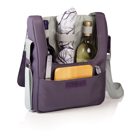Picnic Time Tivoli Wine and Cheese Tote - Aviano Collection