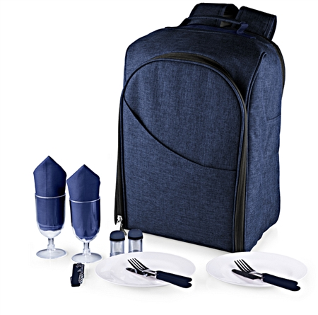 Picnic Time PT-Colorado Picnic Backpack - Navy