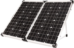 Go Power GP-PSK-120 Portable Solar Panel Kit - 120 Watt