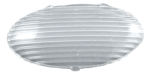 Gustafson AM4046 Oval Porch Lens Clear
