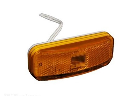 RV Designer E387 Amber Winnebago Clearance Light