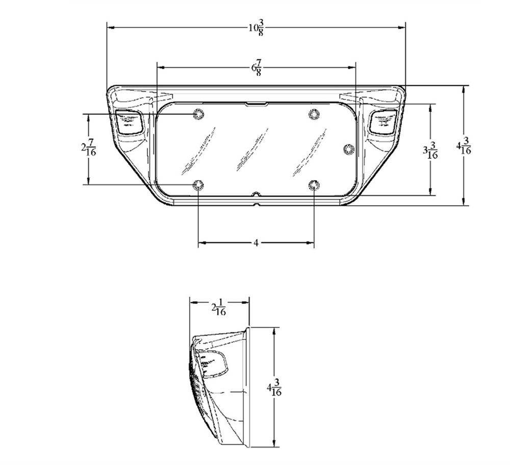 Star Lights Sl1000 Motion Sensor Led Rv Porch Light White Kwikee Steps Wiring Diagram