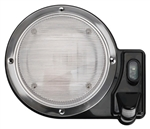 Smart Lights 016-SL2000 Round Motion Porch Light - Black