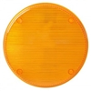 Star Lights 016-AL2000 Smart Light 2000 Round Porch Light Lens-  Amber