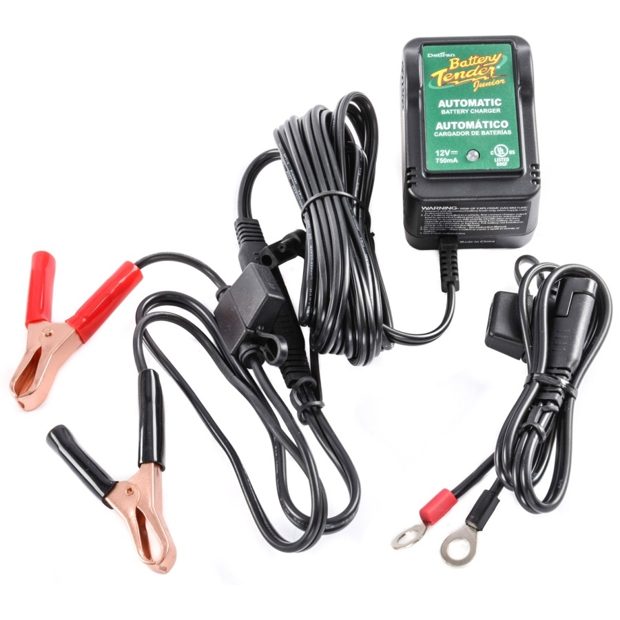 Outstanding Battery Tender 021 0123 Junior 12 Volt 75 Amp Battery Charger Wiring Cloud Oideiuggs Outletorg